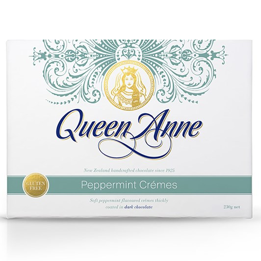 Queen Anne Dark Chocolate Peppermint 200g