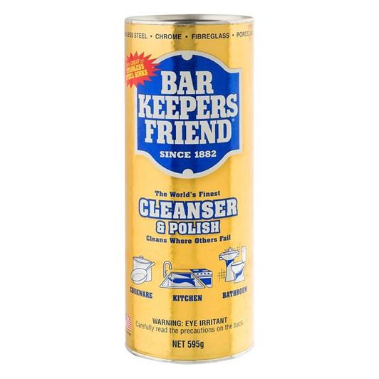 Bar Keepers Friend Cleanser & Polish 595g