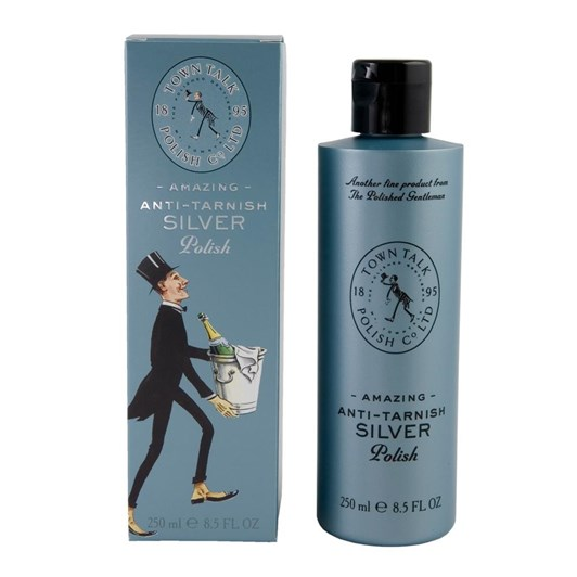 Town Talk Silver Polish 250ml