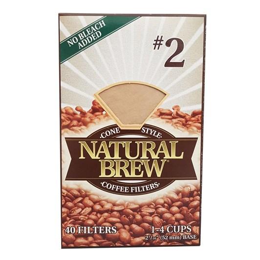 Mrs R Filter Natural Brew #2