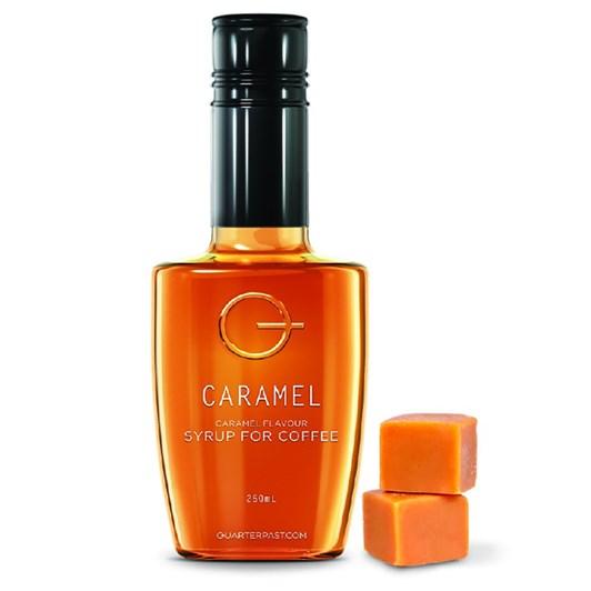 QuarterPast Caramel Syrup 250ml