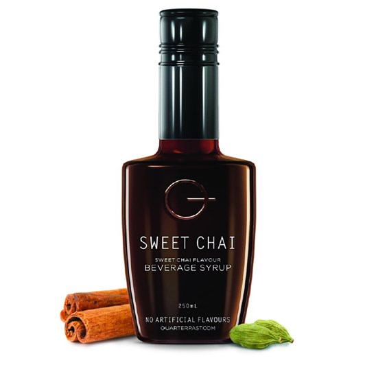 QuarterPast Chai Syrup 250ml