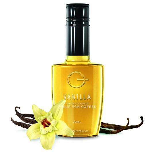 QuarterPast Vanilla Syrup 250ml