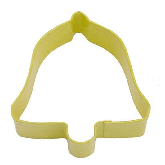 D.Line Bell Cookie Cutter 9cm Yellow