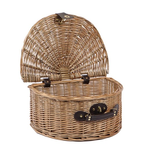 Semi Circle Carry Hamper 40.5cm x 28cm x 25cm