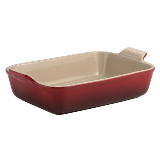 Le Creuset Heritage Deep Rectangular Dish 26cm