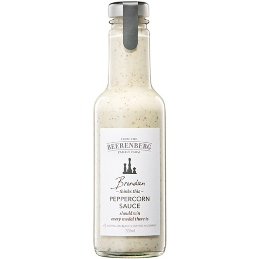 Beerenberg Peppercorn Sauce 300ml
