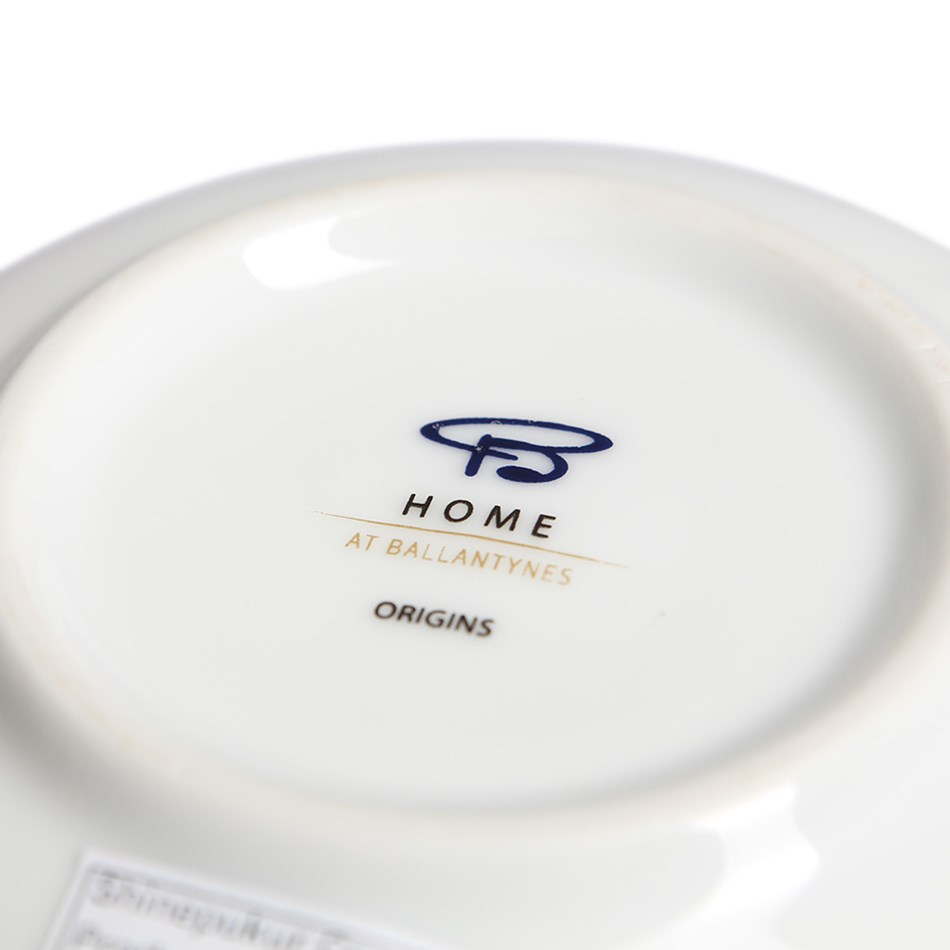Home By Ballantynes Rimmed Dinner Plate 27cm -