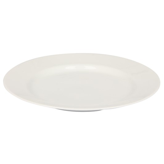 Home By Ballantynes Rimmed Lunch Plate 24cm