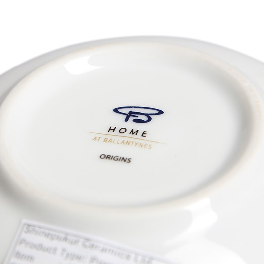 Home By Ballantynes Rimmed Pasta Bowl 27cm