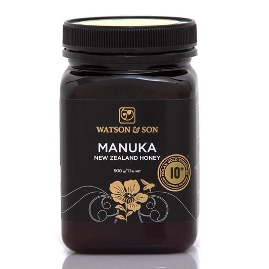 Watson & Sons Manuka Honey 500g MGS10+