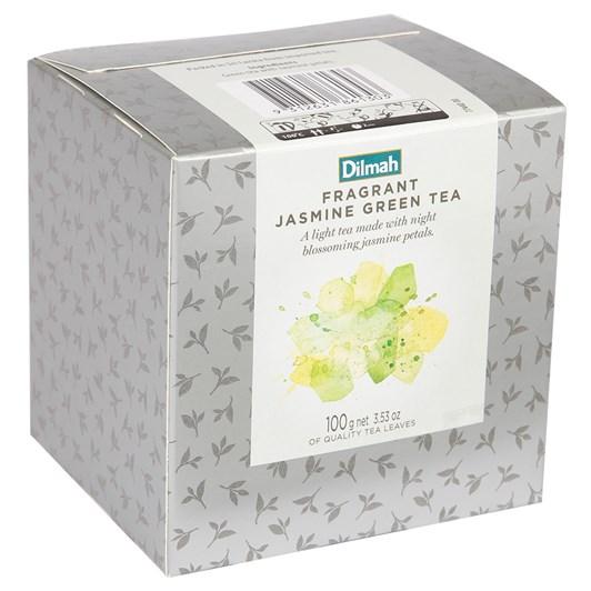 Dilmah Fragrant Jasmine Green Loose Leaf Tea 100g