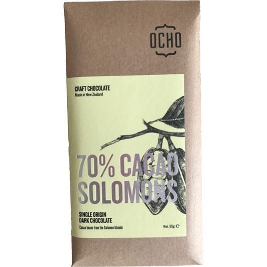 Ocho Solomon Islands 70% 95g