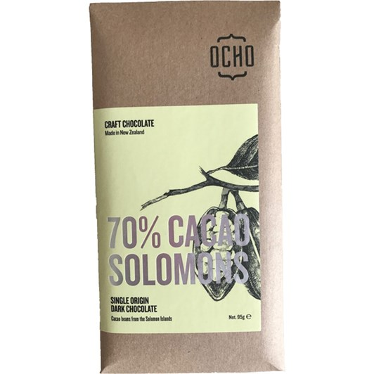 Ocho Solomon Islands 70% 95g