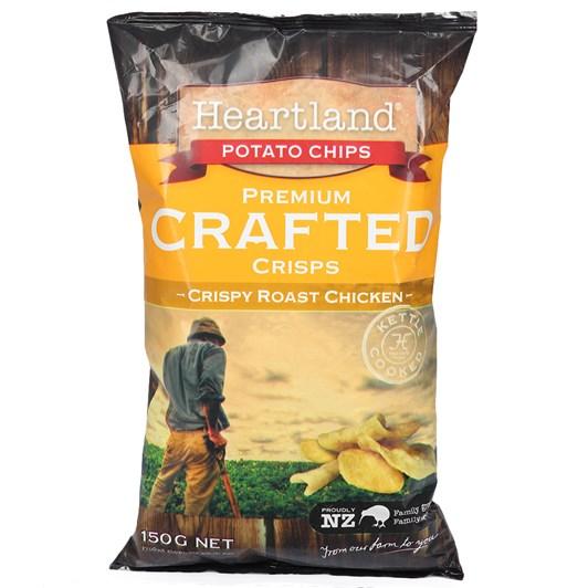 Heartland Crispy Roast Chicken 150g