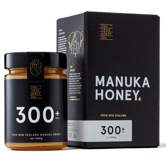 The True Honey Co Manuka Honey MGO 300 400g