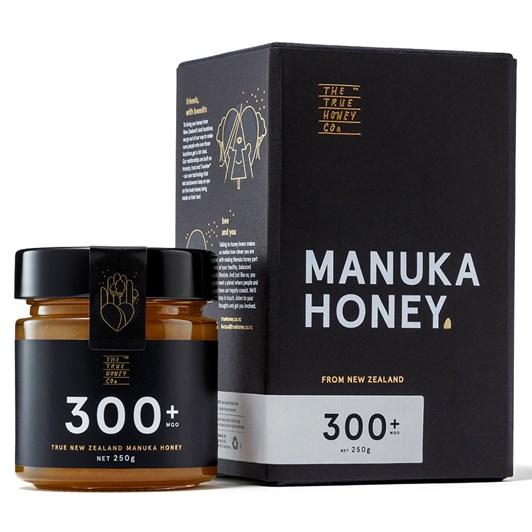 The True Honey Co Manuka Honey MGO 300 250g