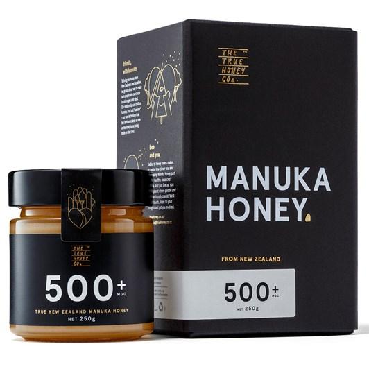 The True Honey Co Manuka Honey MGO 500 250g
