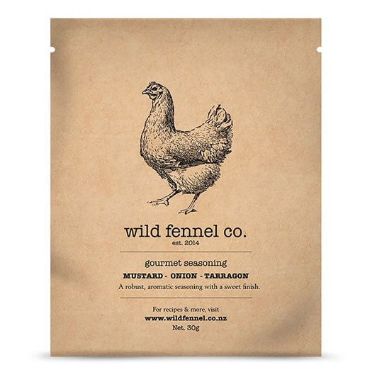Wild fennel co. Chicken Seasoning 30g