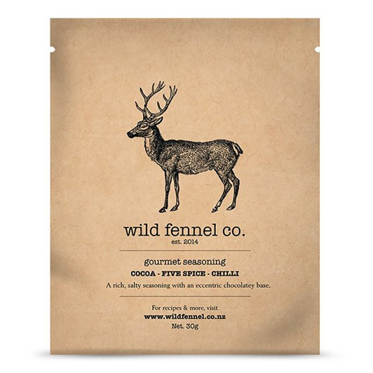 Wild fennel co. Deer Seasoning 30g