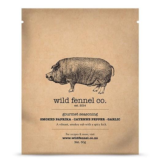 Wild fennel co. Pig Seasoning 30g