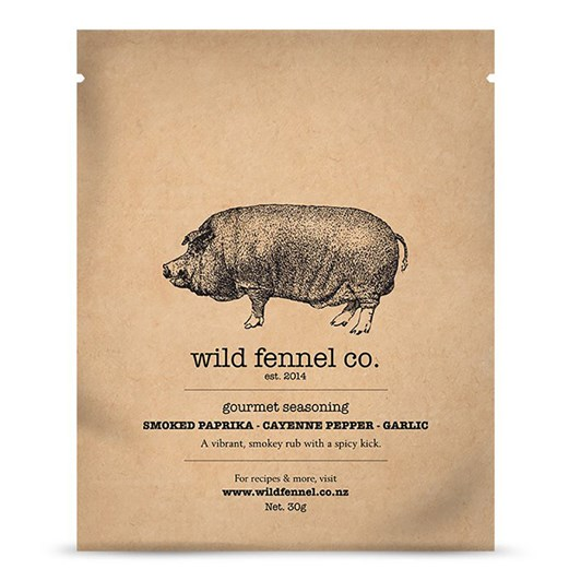 Wild fennel co. Pig Seasoning 30g