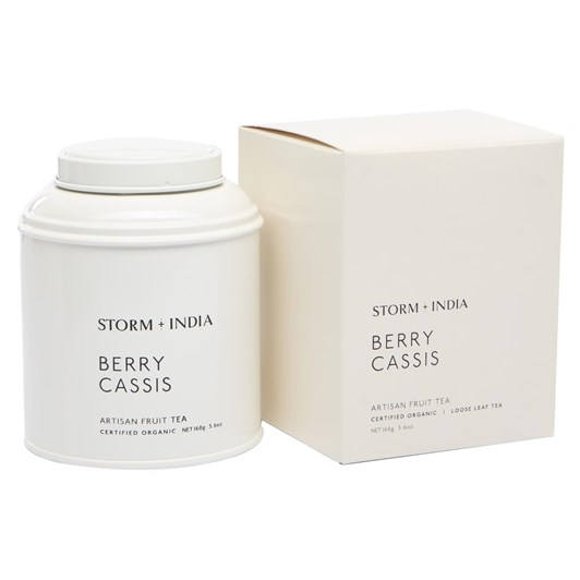 Storm + India Berry Cassis 160g