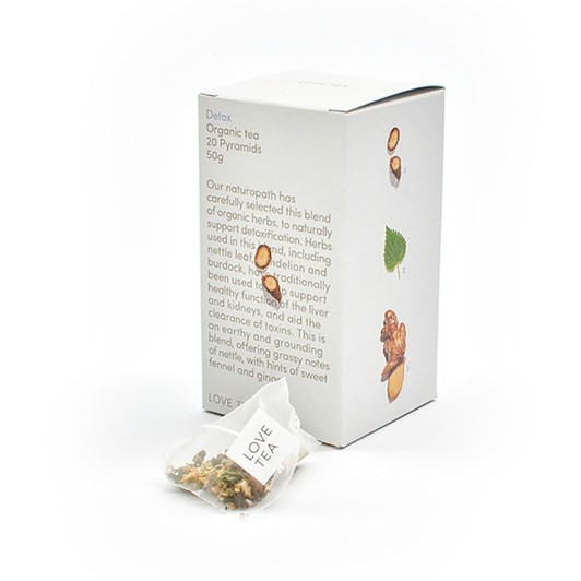 Love Tea Detox Pyramid 20