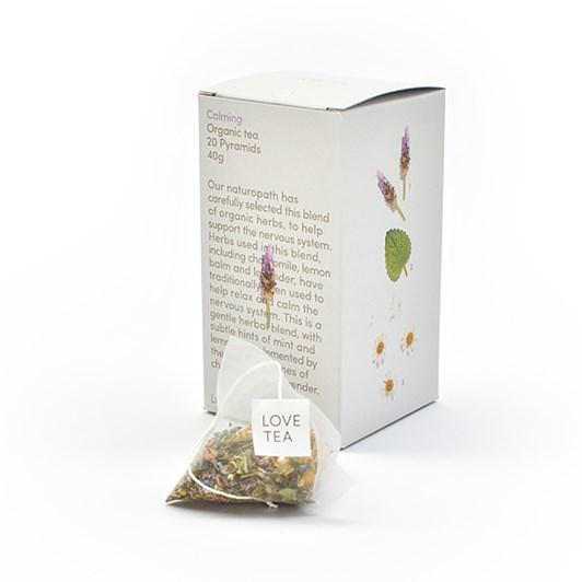 Love Tea Calming Pyramid 20