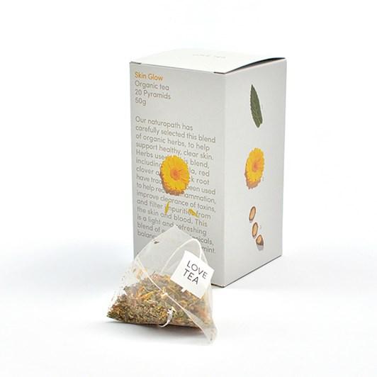 Love Tea Skin Glow Pyramid 20