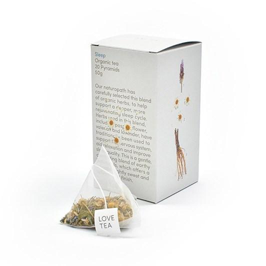 Love Tea Sleep Pyramid 20