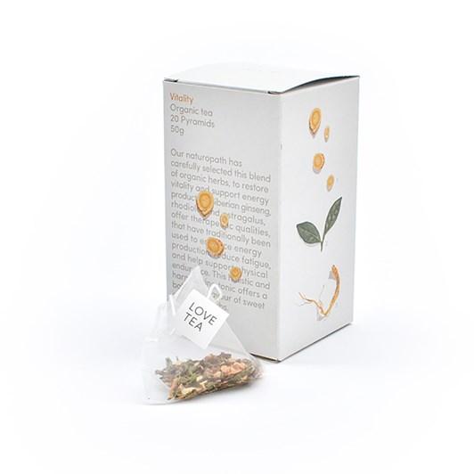 Love Tea Vitality Pyramid 20