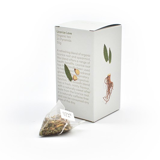 Love Tea Licorice Love Pyramid 20