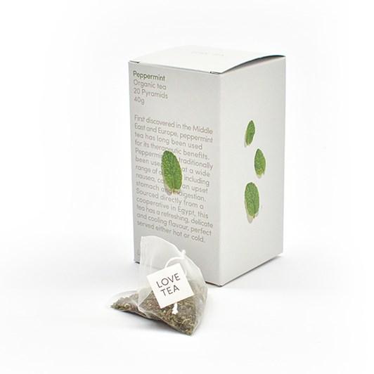 Love Tea Peppermint Pyramid 20