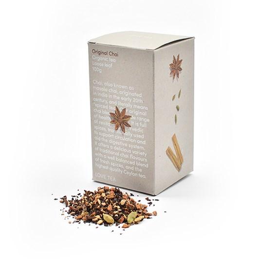 Love Tea Original Chai Leaf 100g