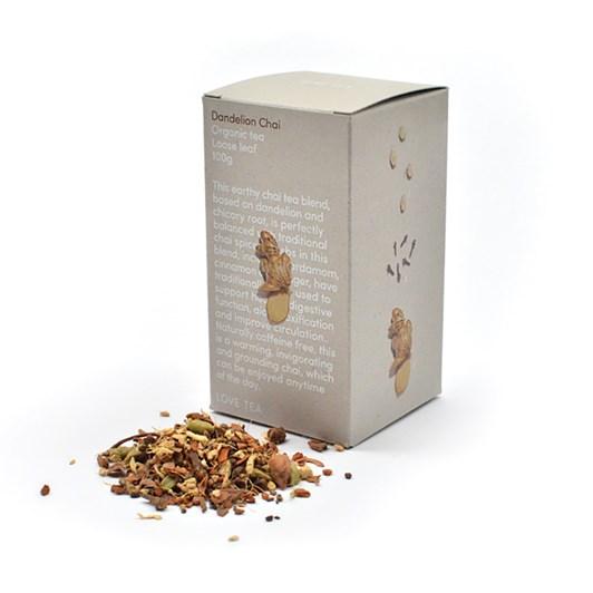 Love Tea Dandelion Chai Leaf 100g