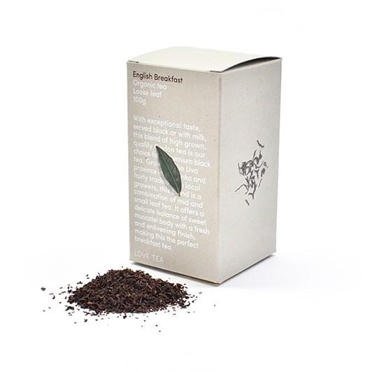 Love Tea English Breakfast Leaf 100g