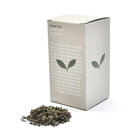 Love Tea Green Tea Leaf 100g