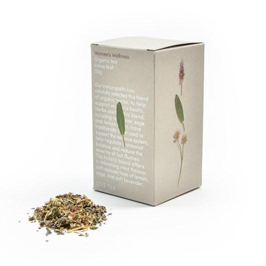 Love Tea Womens Wellness Leaf 50g