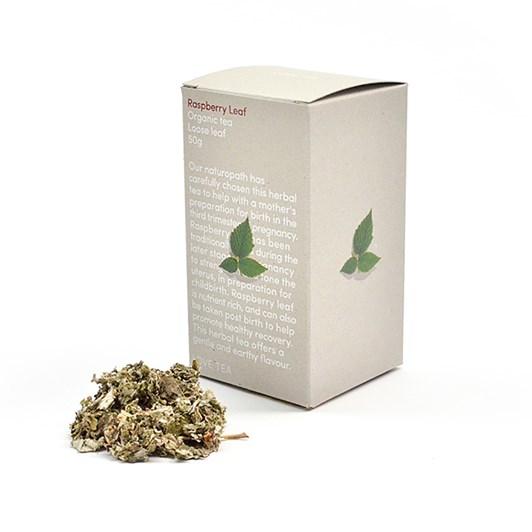 Love Tea Raspberry Leaf 50g