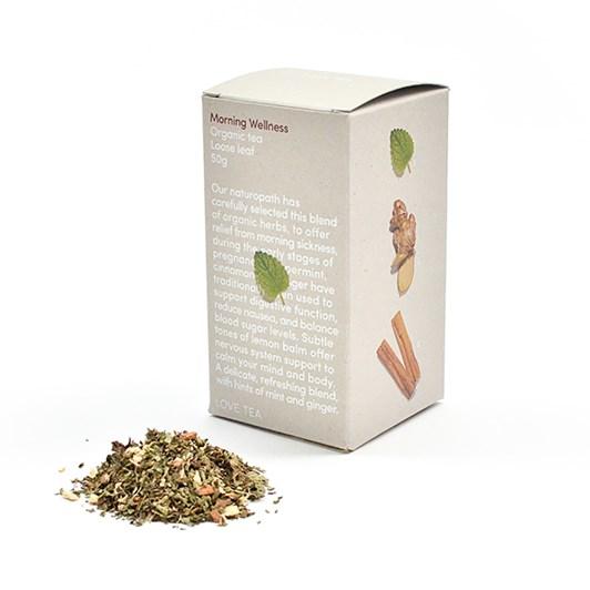Love Tea Morning Wellness Leaf Leaf 50g