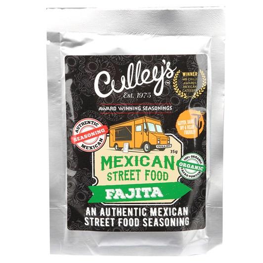 Culley's Fajita Mexican Seasoning 35g