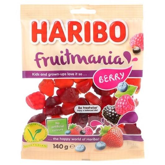 Haribo Fruitmania Berry 140g