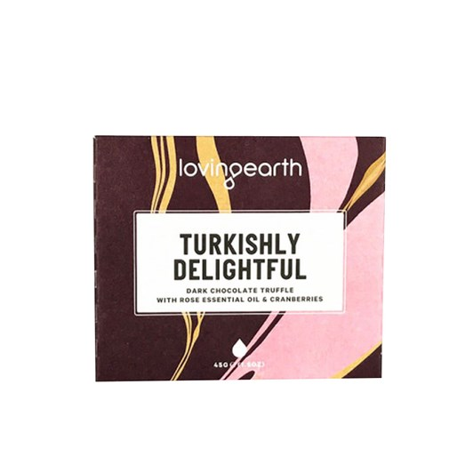 Loving Earth Turkish Delightful 45g
