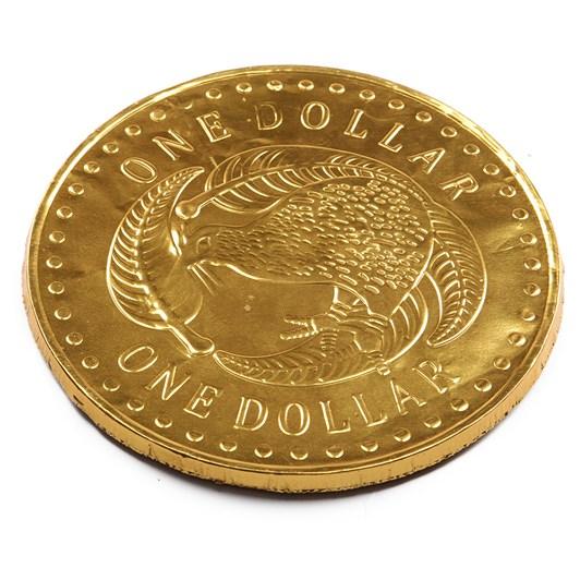 Giant Milk Chocolate Coin 80g
