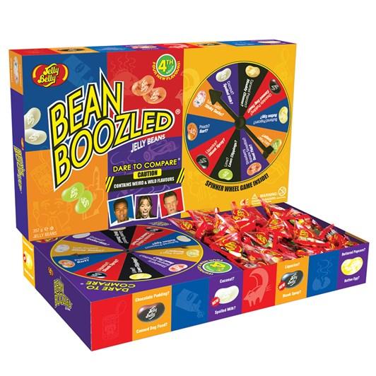 Jelly Belly Bean Boozled Jumbo Spinner Game 357g
