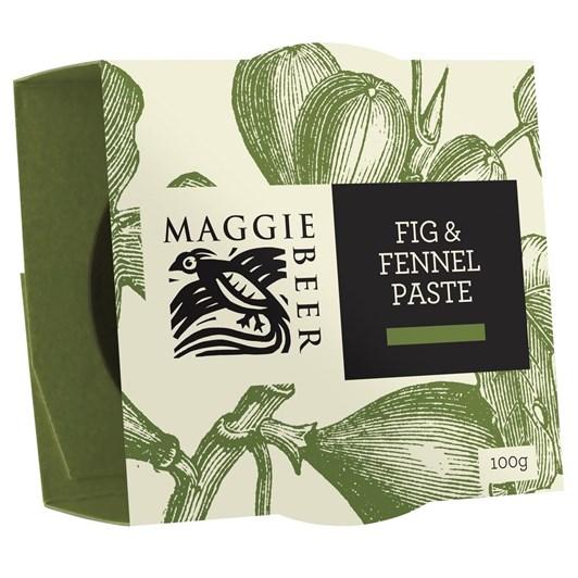 Maggie Beer Fig & Fennel Fruit Paste 100g