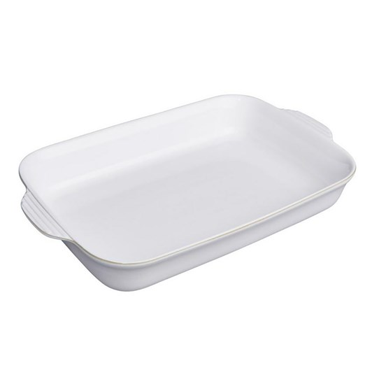 Denby Natural Canvas Oven-to-Tableware Large Rectangular Oven Dish 39x24cm