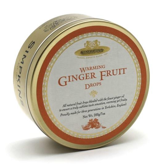 Simpkins Warming Ginger Drops 200g