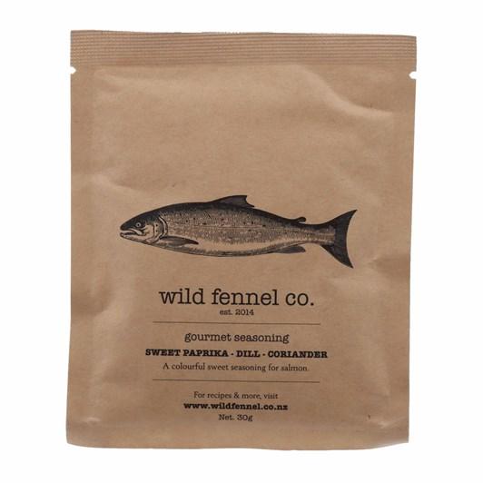 Wild Fennel co. Salmon Seasoning 30g